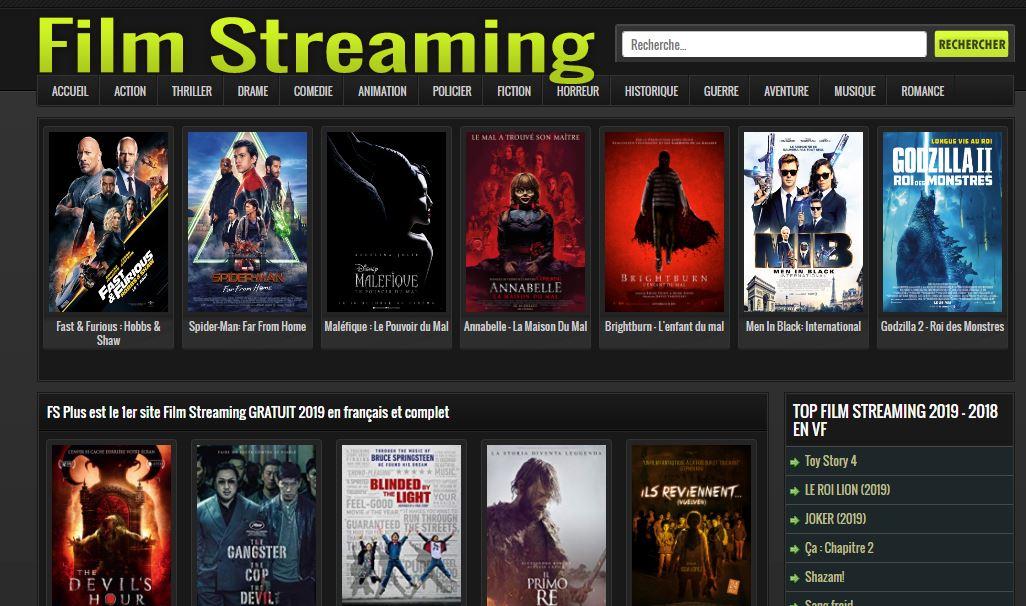 Serie Vf Streaming