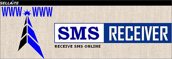 Utilisation de Sellaite.com pour vous aider à recevoir des SMS en ligne gratuitement.