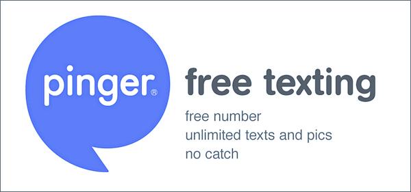 Utilisation de Pinger Textfree Web pour vous aider à recevoir des SMS en ligne gratuitement.