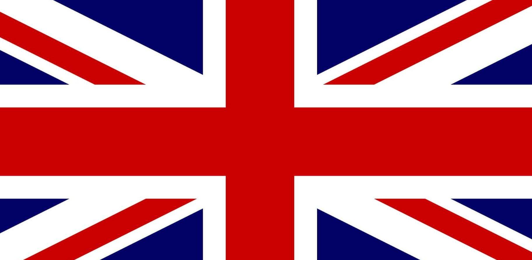 Drapeau britannique - Union Jack - Drapeau britannique - Union Jack - Royaume-Uni